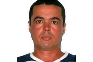 Antônio Marcos Borges da Silva é procurado pela polícia (Foto: Divulgação)