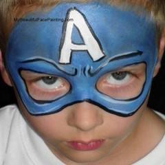 Capitão América (Foto: Reprodução - Pinterest)