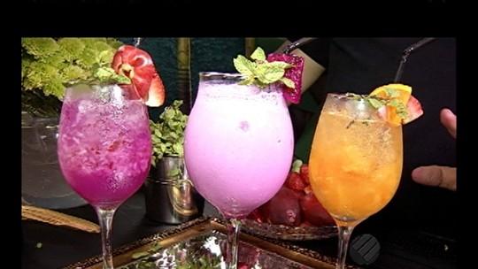 Confira receitas de drinks feitos com frutas para o verão