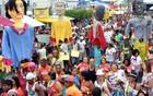 'Rasgadinho' reúne milhares em Aracaju (André Moreira/Divulgação/PMA)