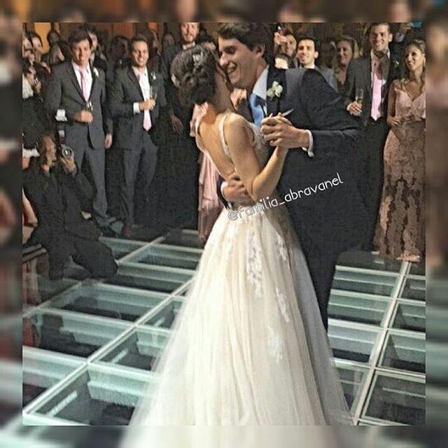 Renata Abravanel e o marido, Caio Curado (Foto: Reprodução)