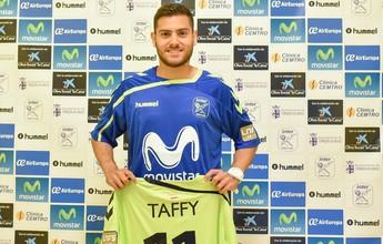 """Cearense Bruno Taffy comemora vaga na seleção de futsal: """"Um sonho"""""""