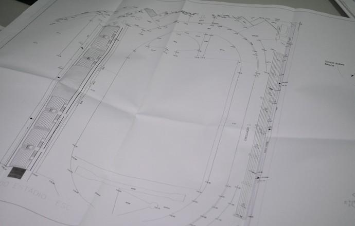 Projeto ampliação Suzanão (Foto: Cairo Oliveira)