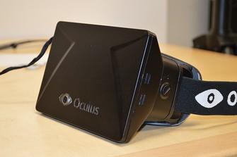 oculus rift (Foto: oculus rift)