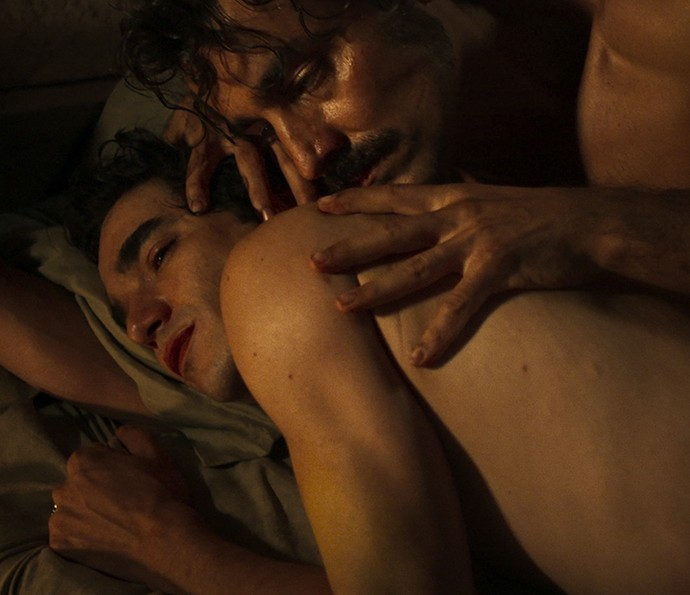 #LiberdadeLiberdade: Cena de amor e sexo entre homens gays é exibida pela Globo; assista