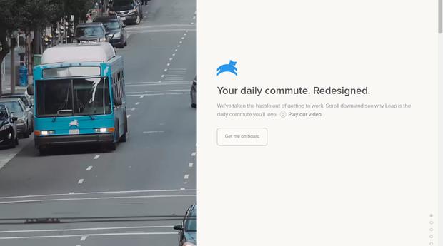 Empresa cria ônibus de luxo para transporte público nos EUA