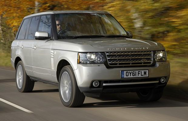 Land Rover Range Rover 2012 (Foto: Divulgação)