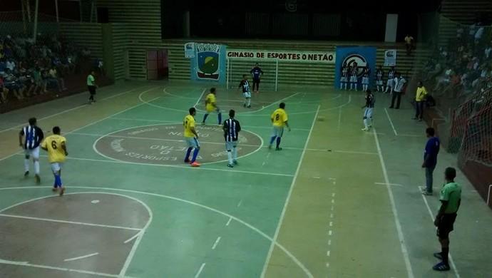 Chelsea x Arsenal, futsal Paraíba (Foto: Divulgação)