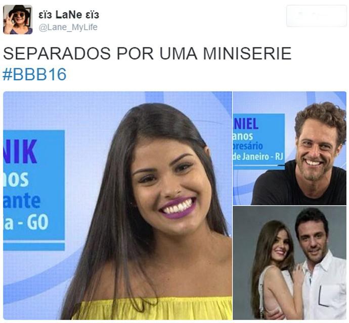 Novela Verdades Secretas viram meme com novos BBBs (Foto: Reprodução/Internet)