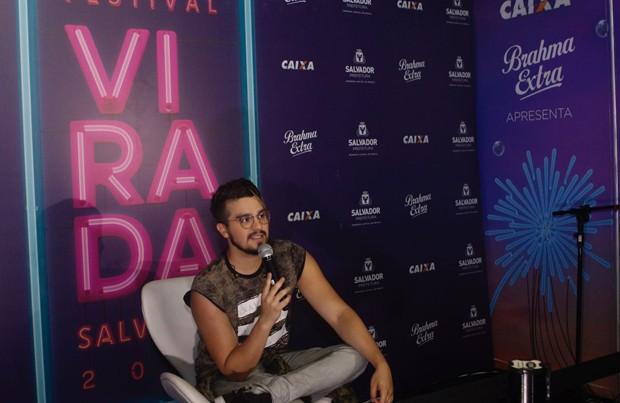 Luan Santana (Foto: Ricardo Cardoso e Icaro Cerqueira/Ed. Globo)