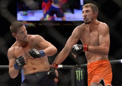 Joshua Stansbury Cory Hendricks TUF 23 Finale UFC MMA (Foto: Getty Images)