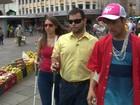 Vídeo mostra a percepção de Porto Alegre por casal deficiente visual