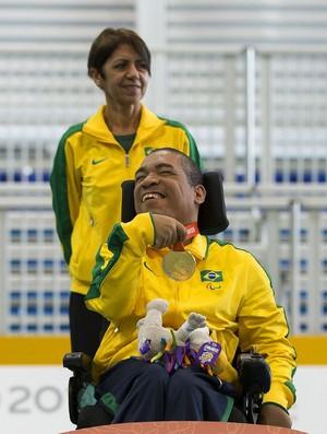 José Carlos Chagas Bocha Parapan Toronto (Foto: Comitê Paralímpico Brasileiro)