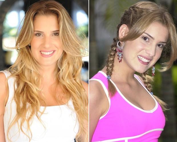 Karina Dohme fez sucesso como a Bete do seriado Sandy & Junior (Foto: Joaquim Nabuco/João Miguel Júnior)