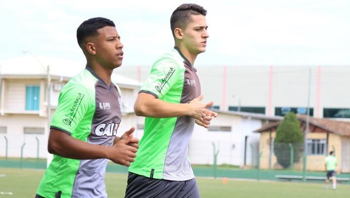 Henrique Trevisan Figueirense (Foto: Luiz Henrique/Figueirense FC)