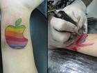 Marcas de 2011: relembre as tatuagens de gosto duvidoso feitas no ano