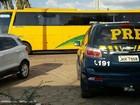 Polícia Rodoviária apreende ônibus transportando eleitores na BR 135