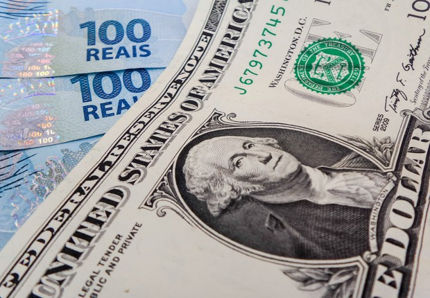 Dólar; dólares; câmbio; moeda norte-americana; cotação do dólar frente ao real (Foto: Rafael Neddermeyer/Fotos Públicas)