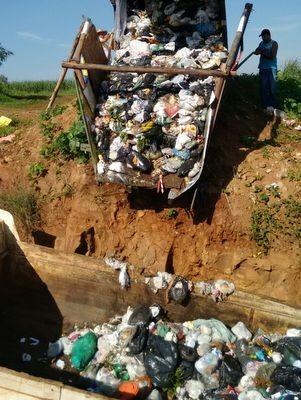 Câmara instaura CP para investigar descarte irregular de lixo em Rafard (5) (Foto: Rodolfo Minçon/Câmara de Rafard)