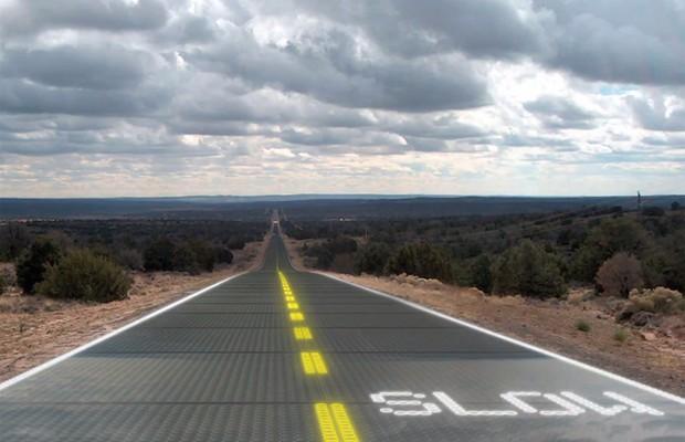 Solar Roadways (Foto: Divulgação)