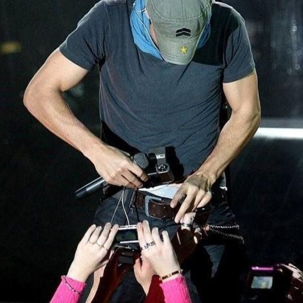 Enrique Iglesias (Foto: Instagram / Reprodução)
