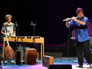 Uakti apresenta trabalho com releituras dos Beatles (Foto: Sylvio Coutinho/Divulgação)