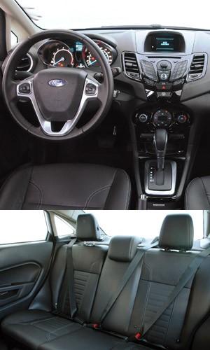 Auto Esporte Primeiras Impress 245 Es Ford New Fiesta Sedan