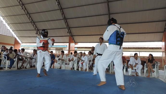 Tong Il Moo Do; Amapá (Foto: Reprodução/Facebook)