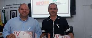 Coordenador e editor do G1RN vencem prêmio de jornalismo do MP (Paulo Araújo )
