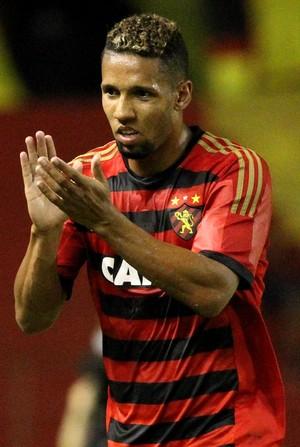 Samuel Sport (Foto: Aldo Carneiro / Pernambuco Press)