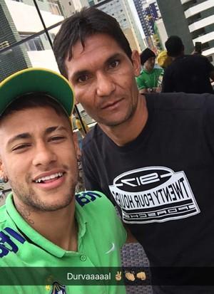 durval neymar (Foto: Reprodução)