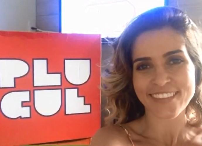 Diana Sabadini vai desafiar a galera da região no 'The Voice Brasil' do 'Plugue' (Foto: Plugue)