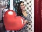 Amanda Djehdian celebra 29 anos com festa de R$ 8 mil organizada por fãs