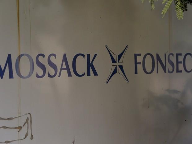 Firma Mossack Fonseca, na Cidade do Panamá (Foto: Carlos Jasso/Reuters)