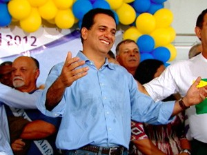 Max Filho - PSDB (Foto: Reprodu&#231;&#227;o/TV Gazeta)