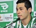 """Apresentado, Bruno Collaço mostra satisfação no Ju: """"Maior respeito"""""""