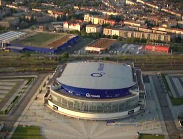 Arena  O2 World de Berlim (Foto: Reprodução / Site Oficial o2 World)
