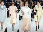 Céline apresenta coleção minimalista e feminina na Semana de Moda de Paris