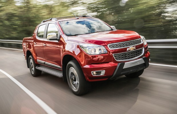 Teste Chevrolet S10 High Country Auto Esporte An 225 Lises