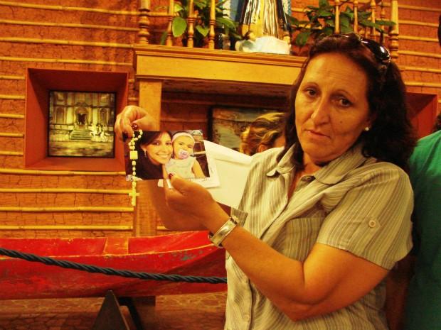 Neta (Foto: Filipe Rodrigues/G1)