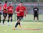 Sport consegue efeito suspensivo e Diego Souza encara o Fluminense