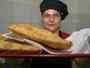 SPTV 1ª Edição prova o pastel de finalista do 'Melhor Pastel do Brasil'