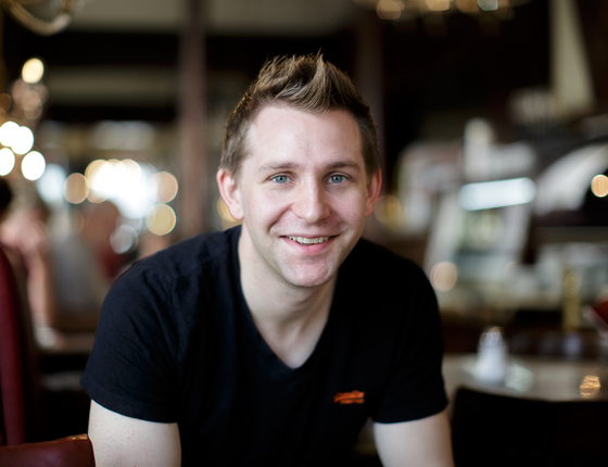 Max Schrems,29 anos,advogado na Áustria (Foto: Lisi Niesner/Bloomberg via Getty Images)