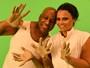 Aílton Graça e Viviane Araújo estrelam clipe de grupo de samba