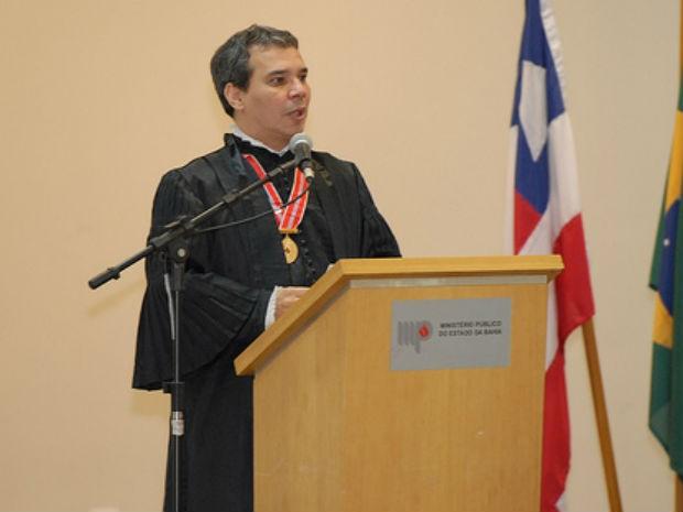 Wellington Cesar Lima e Silva é o novo ministro da Justiça (Foto: Divulgação / MP-BA)