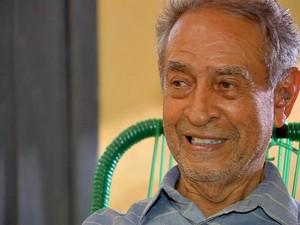 Poeta viveu muitas secas no interior do Ceará (Foto: TV Verdes Mares/Reprodução)