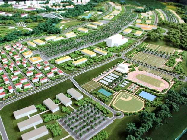 Cidade Universitária receberá investimento público de R$ 300 milhões (Foto: Adneison Severiano/G1 AM)