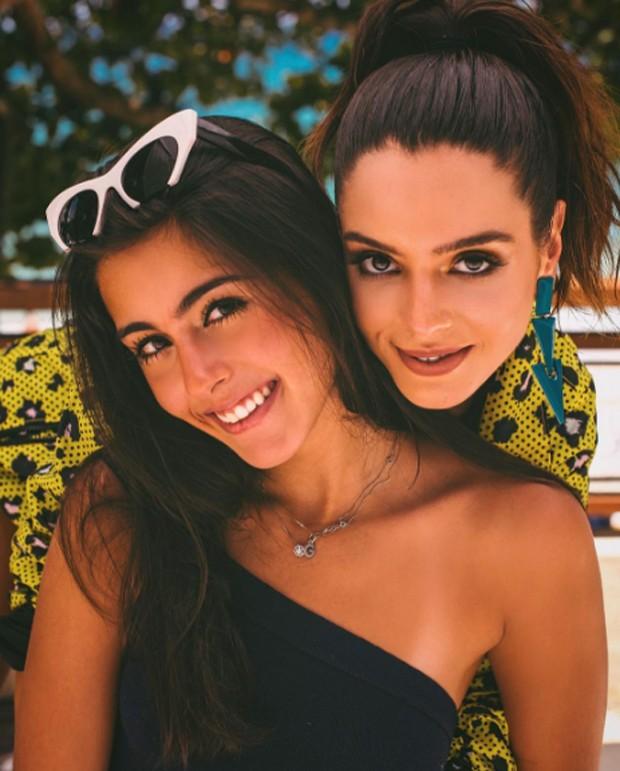 Giovanna Lancellotti e Gabriela Lancellotti (Foto: Reprodução/Instagram)
