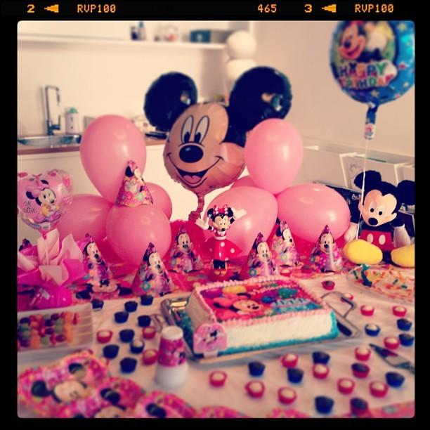 Festa Eva (Foto: Instagram/ Reprodução)