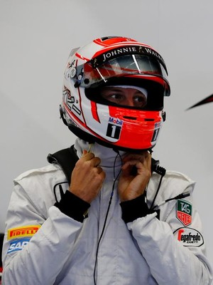 Jenson Button - McLaren - testes de pré-temporada da Fórmula 1 - Jerez de la Frontera - dia 2 (Foto: Divulgação)